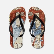 Pliny the Elder and the Emperor Titus Flip Flops