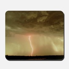 Storm clouds over Tucson Mousepad