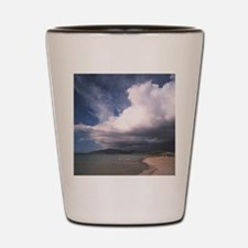 Storm clouds Shot Glass