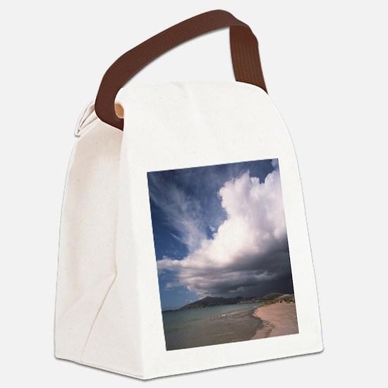 Storm clouds Canvas Lunch Bag
