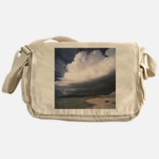 Storm clouds Messenger Bag