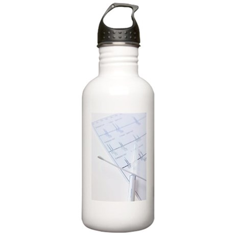 Genetic testing Stainless Water Bottle 1.0L
