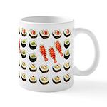 Sushi Platter Mug