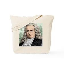 PETRUS VAN MUSSCHENBROEK (1692 - 1761) Tote Bag