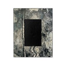 Stone Age rock carving Picture Frame