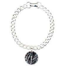 Stibnite crystals Bracelet
