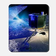 Philae lander Mousepad
