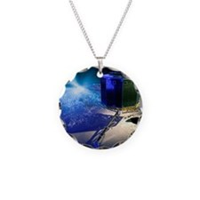 Philae lander Necklace