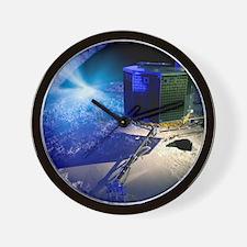Philae lander Wall Clock