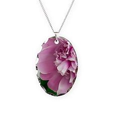 Peony (Paeonia lactiflora) Necklace