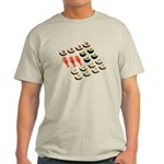 Sushi Platter Light T-Shirt