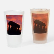 Standing stones Drinking Glass