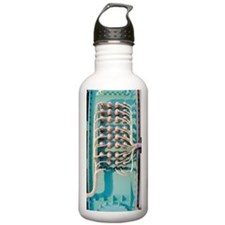 Soyuz cable connectors Water Bottle