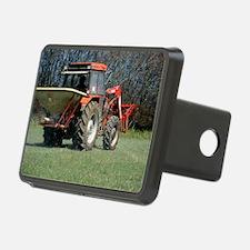Spreading fertiliser Hitch Cover