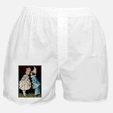 VICTORIAN CHILDRENS MASQUERADE Boxer Shorts