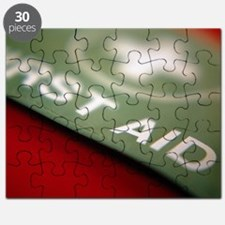 First aid armband Puzzle