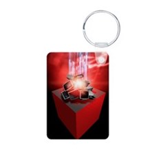 Firewall protection, conce Keychains