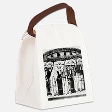 Paris hospital, 15th century Canvas Lunch Bag