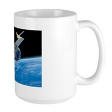 SpaceShipOne, artwork Mug