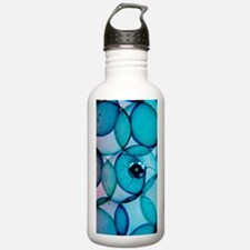 Parasite and cells Water Bottle