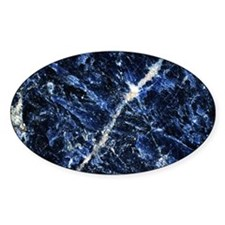 Sodalite mineral Decal