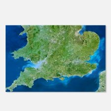 Southern United Kingdom Postcards (Package of 8)