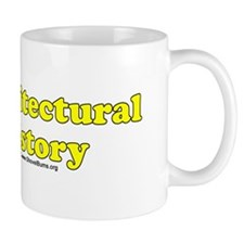 I Love (heart) Architectural History Mug