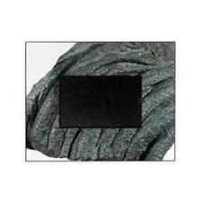 Solidified pahoehoe lava Picture Frame