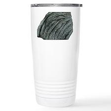Solidified pahoehoe lava Travel Mug
