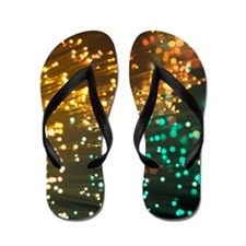 Fibre optics Flip Flops