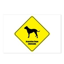 Dogo Crossing Postcards (Package of 8)