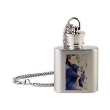 Playlist Flask Necklace