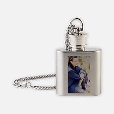 Playlist Flask Necklace
