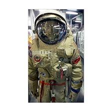 Orlan spacesuit display Decal