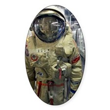 Orlan spacesuit display Decal