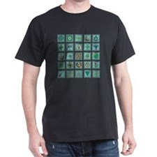 large celtic art sampler T-Shirt