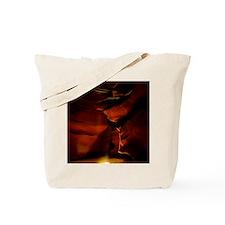 Slot canyon Tote Bag
