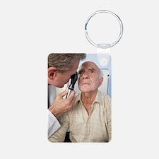 Eye examination Keychains