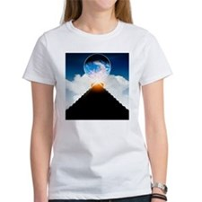 End of the World in 2012 conceptua Tee