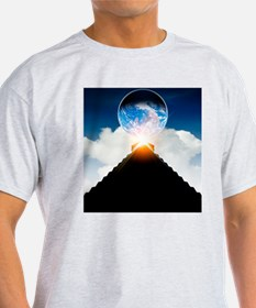 End of the World in 2012 conceptual  T-Shirt