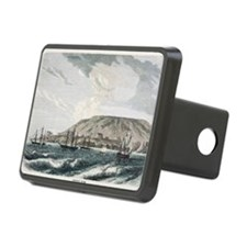 Old Sail ships Galapagos I Hitch Cover