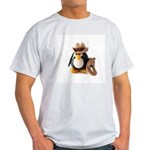 Cowboy Penguin Light T-Shirt