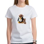 Cowboy Penguin Women's T-Shirt