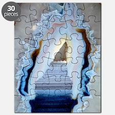 Slice of agate Puzzle