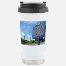 Nuclear power station accident  Travel Mug
