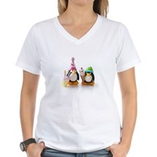 Birthday Party Penguins Shirt