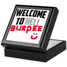 welcome to Burpee Keepsake Box