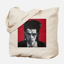 Nick Cave Acrylic Painting Tote Bag