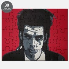 Nick Cave Acrylic Painting Puzzle