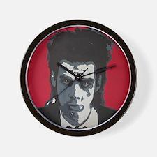 Nick Cave Acrylic Painting Wall Clock